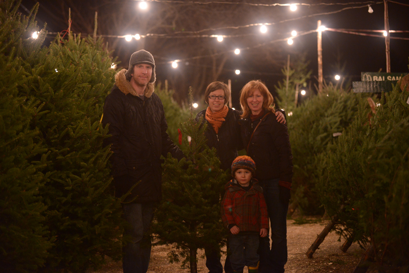 Retail Christmas Tree Lot Long Island NY